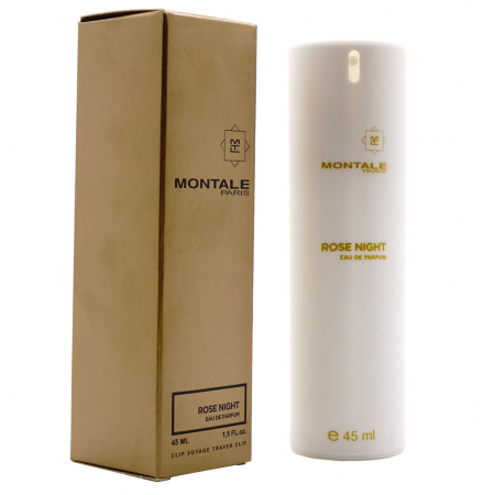 Мини-парфюм 45мл Montale Rose Night