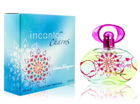 Incanto Charms Salvatore Ferragamo EDT 100мл