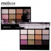 Тени для век Meis Professional Makeup Eyeshadow 12 цветов тон 04