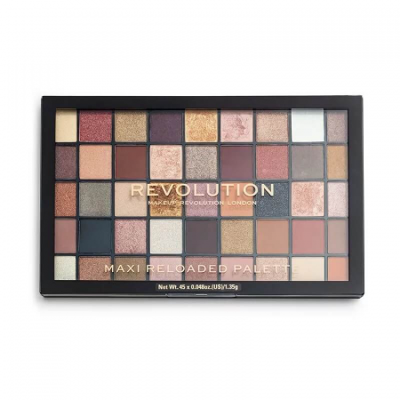 Палетка теней Makeup Revolution Maxi Reloaded Palette Large It Up 45 цветов