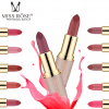 Помада для губ MISS ROSE Matte Gold Tube Lipstick тон 22
