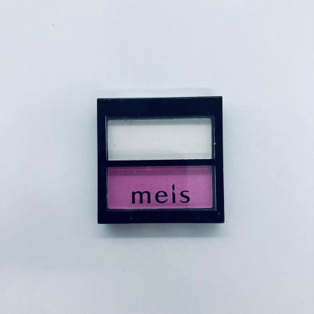 Тени для век Meis Eyeshadow 2 цвета тон 01