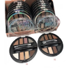 Набор для бровей Seven Cool Eyebrow And Shadow Powder тон 01