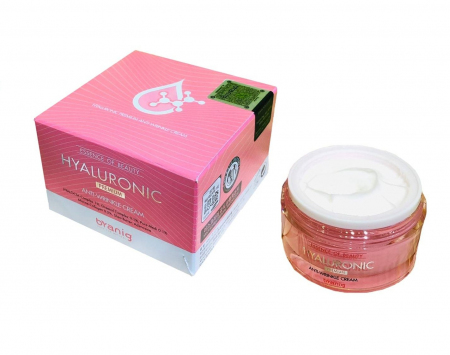(Корея) Антивозрастной крем Byanig Essence Of Beauty Hyaluronic Anti Wrinkle Cream