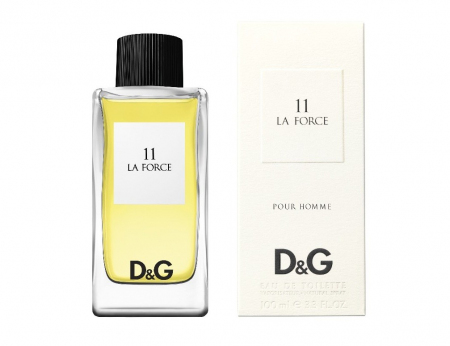 D&G Anthology La Force 11 Dolce Gabbana EDT 100мл
