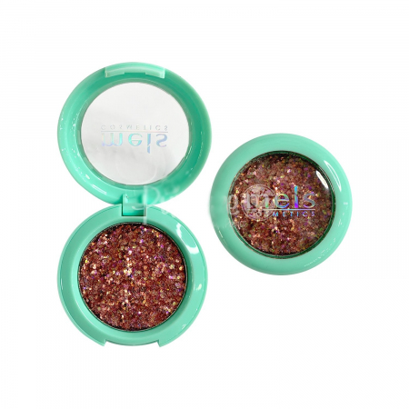 Глиттер для лица Meis All Over Glitter тон 03