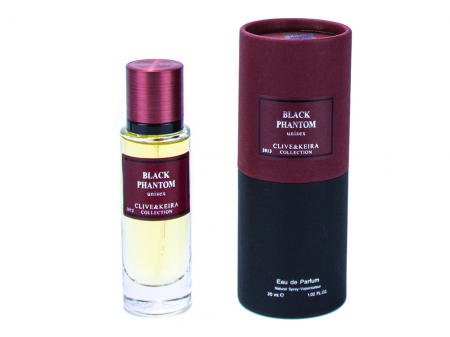 Clive & Keira № 2013 Black Phantom for Men 30мл