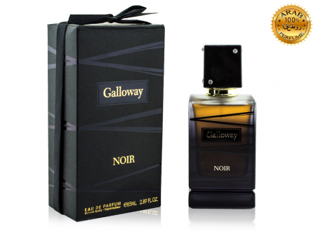 (ОАЭ) Fragrance World Galloway Noir EDP 85мл