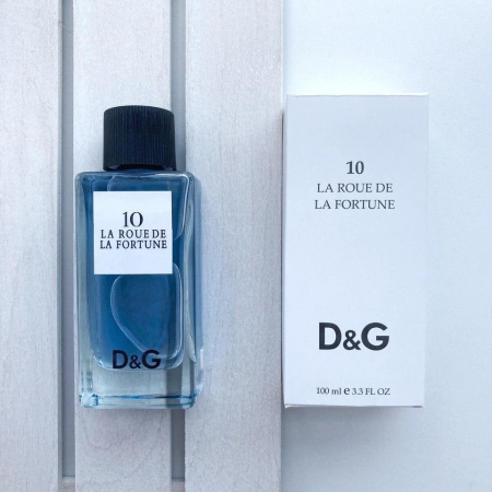 D&G Anthology La Roue de La Fortune 10 Dolce Gabbana EDT 100мл