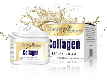 Крем для лица Disaar Natural Collagen Beauty Cream 80гр